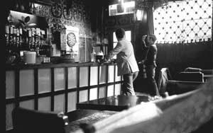 In Pubs in England wurde schon früh Dart gespielt.